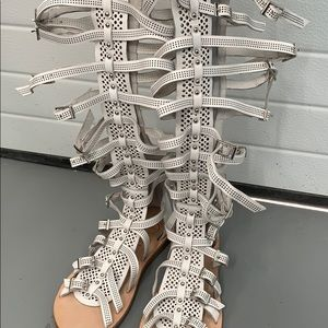 Jeffery Campbell gladiator sandals